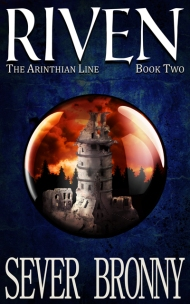 Riven (The Arinthian Line, book 2)