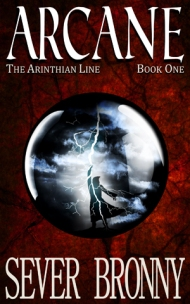 Arcane (The Arinthian Line, book 1)
