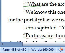 160,000 words complete