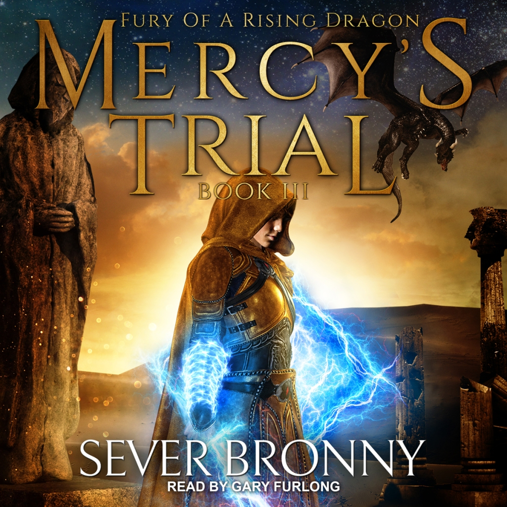 Mercy's Trial epic fantasy audiobook series